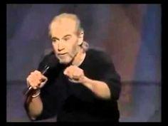 George Carlin: Sugar-coating unpleasant truth in America - YouTube