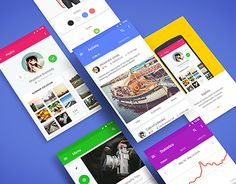 """Check out this @Behance project: """"Material Design UI Kit"""" https://www.behance.net/gallery/26410099/Material-Design-UI-Kit"""