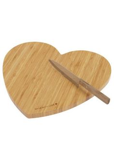 For the Chef- Heart of Wood Cutting Board.. could use it as decor in the kitchen when not cutting on it.