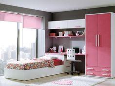 Mobila dormitor camera copil, dormitoare copii ieftine, mobilier pentru copii Baby Bedroom, Girls Bedroom, Bedrooms, Kids Bed Furniture, Kids Bunk Beds, Princess Room, Design Case, New Room, Modern Bedroom