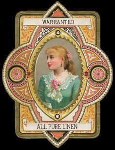 Linen | Sheaff : ephemera