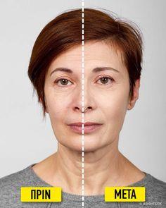 Can Makeup Make Me Look Younger Stool - 7 tricks from a makeup artist to help you look younger Bold Makeup Looks, Summer Makeup Looks, Makeup To Look Younger, Makeup Over 40, Simple Makeup Tips, American Makeup, Makeup Lessons, Natural Eye Makeup, Skin Makeup