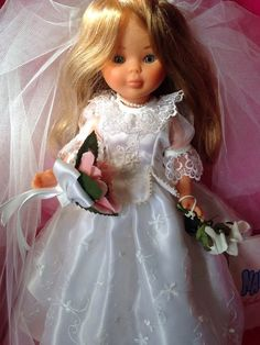 Famosa Nancy Doll. Spanish Extremely Rare. In Original Box. | eBay