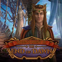 Tackle the evil forces behind a deadly betrayal and prove yourself to be a true alchemist in Queen's Quest The End of Dawn. Hidden Object Games, Hidden Objects, Big Fish Games, Save Her, Riddles, Alchemist, Betrayal, Dawn, Mystery