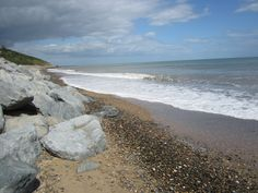 Welcome at Courtown Beach Gull, Ireland, Irish, Cottage, Mood, Beach, Places, Outdoor, Clouds
