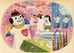 The Littlest Snowman (1955) by Charles Tazewell