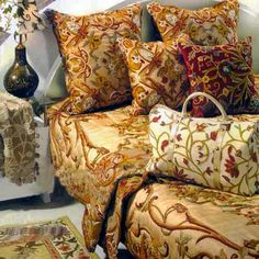 #cushions #covers #tapestries #textiles #designs #home #homedecor #cushioncovers #kathwariofkashmir #textiles #decor #pillows