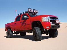 sliverado 2500 offroad | 2007 Chevy Silverado 2500HD - Solid Axle Addiction - Diesel Bombers
