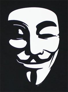 Moms got a list of stuff from hot topic I want, such as a v for vendetta tshirt, griffendor cardigan, and spirited away sweatshirt V Pour Vendetta, Vendetta Mask, Guy Fawkes, Art Is Dead, Anonymous Mask, Hacker Wallpaper, Mask Drawing, Graffiti, Mask Painting