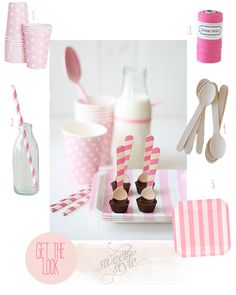 Get the look … Something Pink