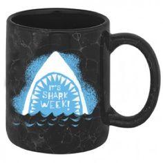 Shark Week mug - The best way to wake up in a jawsome mood.