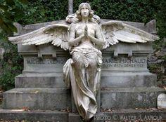 The Monumental Cemetery of Staglieno.