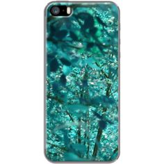 Nature Trees G247 By Medusa81 GraphicArt for Apple  iPhone 5/5s #TheKase #iPhone #Smartphone #Case #Nature #Trees #turquoise