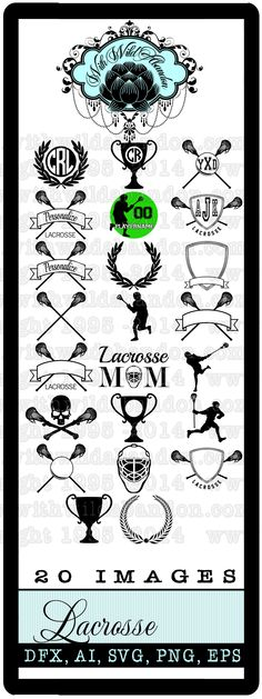#lacrosse, #clipart, #lax, #Sport, #SVG, #Vector, #ai, #png, #eps, #png, #dxf…