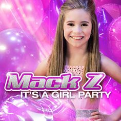 Found It's A Girl Party by Mack Z with Shazam, have a listen: http://www.shazam.com/discover/track/111562373