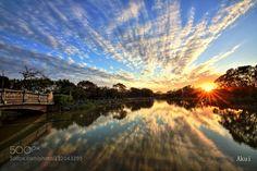 Sunset Cloud by hsinkui. Please Like http://fb.me/go4photos and Follow @go4fotos Thank You. :-)