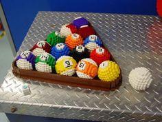 Biliardo Lego