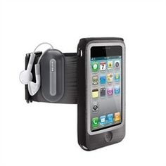 Belkin FastFit Armband for iPhone 4, $29.99. Sold for $34.95 at Apple Store. Reward for Weeks 3 & 4? norahcarroll