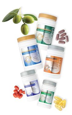 USANA Health. Only supplements in the PDR!