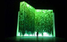 Walt Spangler - Stage Design