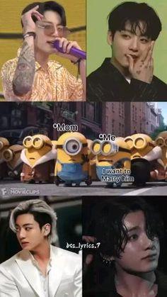 Bts Funny Videos, Funny Video Memes, Bts Memes, Bts Aegyo, Hoseok Bts, Jungkook Oppa, Bts Youtube, Bts Playlist, Jungkook Funny