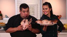 """Carve a Turkey """"Like It Owes You Money"""": Anyone can carve a turkey like a pro!"""
