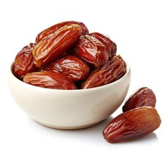Dates have long been used as sweeteners and a quick snack, or meal even, for centuries. They are cholesterol-free and very low in fat. Plus they're energy boosters, making them a suitable snack for the health-conscious. Also,they're rich in vitamins B1, B2, B3, B5, A1 and C, proteins, dietary fiber, iron (11 percent), potassium (16 [...]