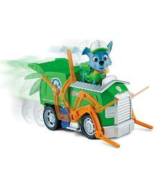Paw Patrol Rockys Recycling Truck Toy Figure Vehicle 1 Rocky Figure 1 Vehicle Real Working Wheels Pivoting Forklift Rear Compartment -- Look into the photo by going to the link. (This is an affiliate link). Paw Patrol Rocky, Toy Cars For Toddlers, Kids Toys, Toys Uk, Pet Toys, Personajes Paw Patrol, Best Christmas Toys, Paw Patrol Toys, Recycling