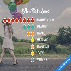 I Am Fabulous - Essential Oil Diffuser Blend