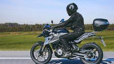 BMW G 310 GS Motorcycle Spyshots Emerge Online