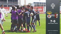 Benfica Nascidos Para Vencer: SL Benfica 7-0 Sporting de Braga