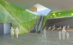 Tel-Aviv White City Forum Winning Proposal / Kimmel Eshkolot Architects