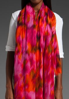 Shop for Marc by Marc Jacobs Warpikat Scarf in Kava Green Multi at REVOLVE. 4a436c8f460
