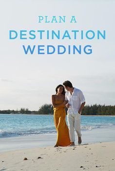 Planning a #destination #wedding can be stress-free! Find out how!