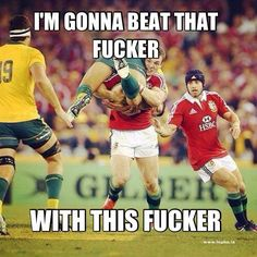 20 Times Rugby Players Proved They're The Most Badass Athletes Rugby Sport, Rugby Men, Rugby Club, Rugby League, Rugby Funny, Funny Soccer, Funny Sports, Rugby Rules, Rugby Workout