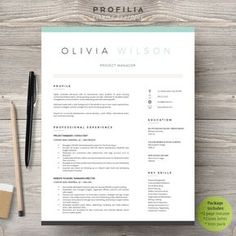 modern resume template 2 page purchase koni polycode co