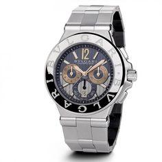 Reloj Bvlgari son perfectamente precisos y con estilo y esto es debido a su herencia de diseño italiano y su construcción en Suiza. Es lo mejor de ambos mundos, es que si tienes un Bvlgari atado a la muñeca, ya que tendrá un accesorio diseño de moda italiana que ha sido elaborado en las fábricas responsables de la creación de la más precisos relojes del mundo.