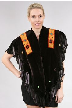 fur capes for women > canadian fur beaver Fur Cape, Capes For Women, Kimono Top, Collection, Tops, Fashion, Fringe Coats, Fur, Moda