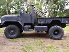Up for sale is a good solid good running 1971 AM General 5 ton wrecker truck. Behind that is a 5 speed manual transmission backed by a 2 speed transfer case. Military Vehicles For Sale, Transfer Case, Manual Transmission, Monster Trucks