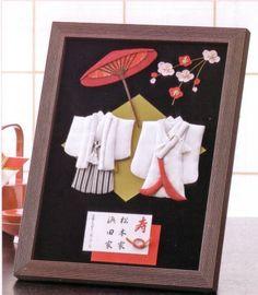 和婚におすすめ*はんなりおしゃれな和風ウェルカムボードのデザインまとめ♡にて紹介している画像 Japanese Wedding, Japanese Style, Wedding Cards, Diy Wedding, Wedding Ideas, Welcome Boards, Paper Quilling, Quinceanera, Marie