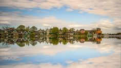 A spring day - A lovely day in Zaanse Schans , Holland last month.
