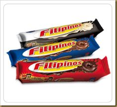 Filipinos-keksit Candy Cookies, Filipino, Cookie Recipes, Childhood, Ice Cream, Snacks, Chocolate, Kids, Europe