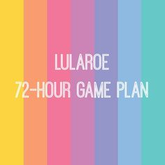 How to Have a Successful LuLaRoe Launch