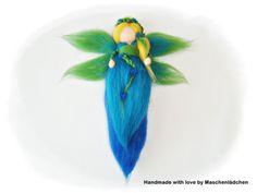 Elfe des Meeres von Maschenlädchen auf DaWanda.com