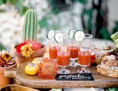 Southwest Outdoor Dinner Party - Inspired By This | Root Cellar Catering Co.