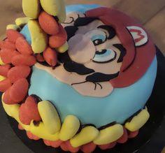 Mes créations pâtissières: Mario glouton