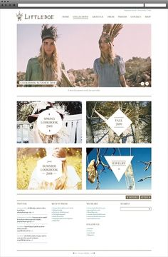 Littledoe on Web Design Served