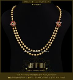 Pearl Necklace Designs, Jewelry Design Earrings, Gold Jewellery Design, Simple Necklace Designs, Jewelry Sets, Dubai Gold Jewelry, Pearl Jewelry, Antique Pearl Necklace, India Jewelry
