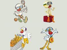 10 mascotes que ajudaram a popularizar as marcas - Página 7 - EXAME.com