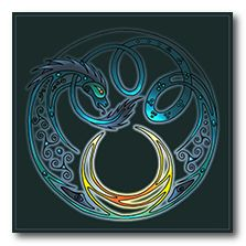 Dal tramonto dell'equinozio d'autunno (21 settembre), inizierà per tutti gli Elfi, una festa che durerà 7 giorni: Lanta`Eostra - Fallrite . La